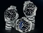 Rolex: Submariner, Sea-Dweller, Deepsea
