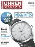 Das UHREN-MAGAZIN bietet  neben vielen Testberichten auch ein 32-seitiges Special zum Thema Taucheruhren.