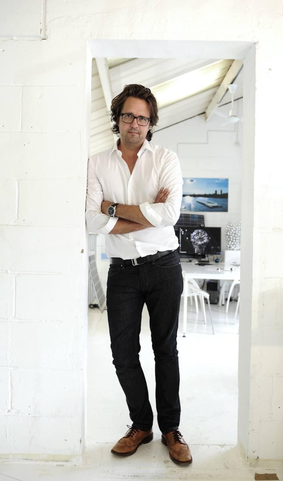 Christoph Behling, Designer von TAG Heuer