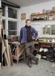 Mark Braun, der Designer der Nomos Glashütte Metro