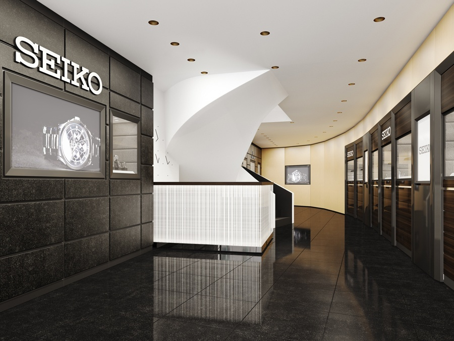 IBG Exklusiv präsentiert: Seiko Boutique-Eröffnung