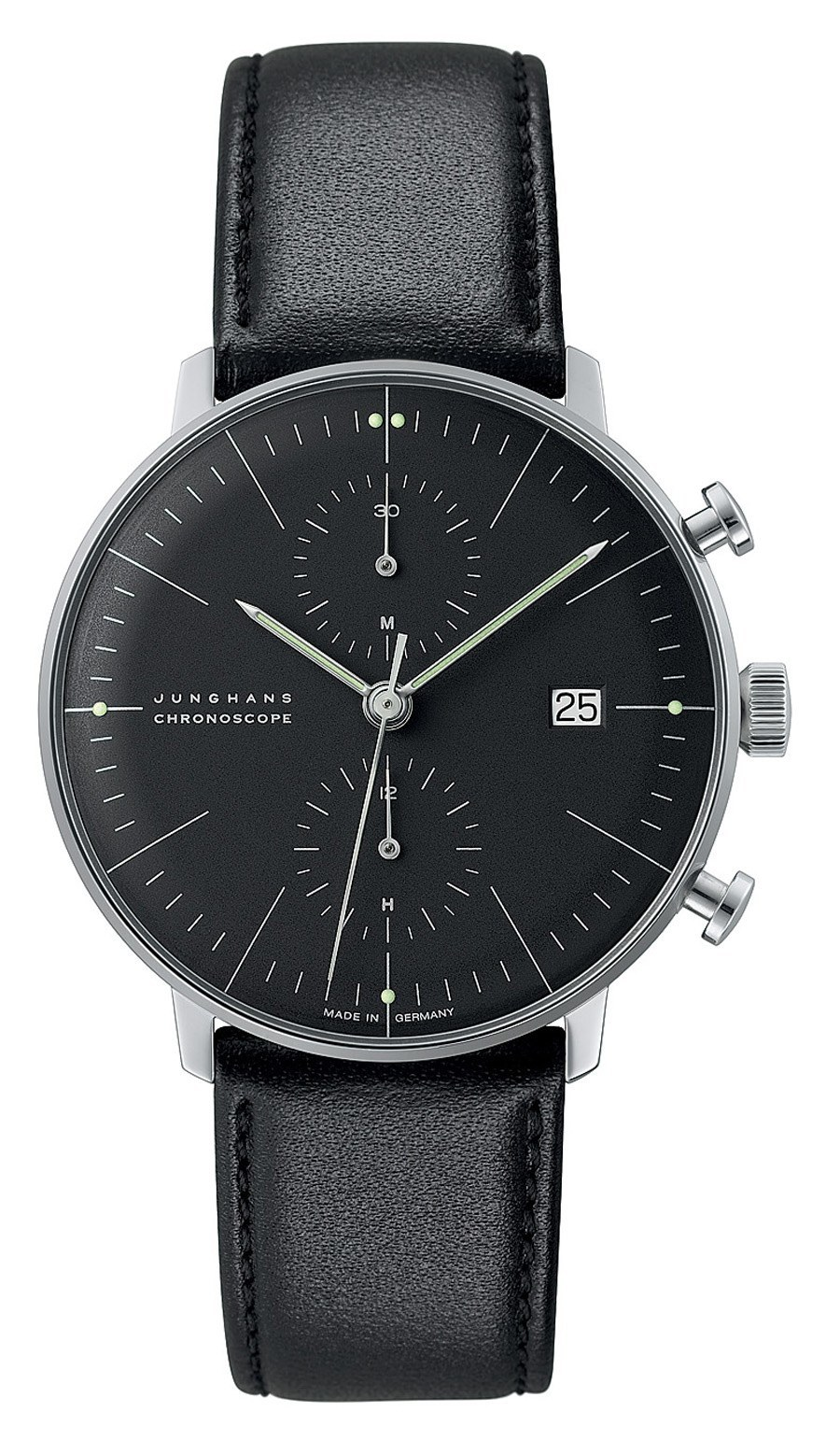 Max Bill by Junghans: Chronoscope