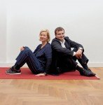 Doppelspitze bei Nomos Glashütte: Geschäftsleitung Judith Borowski und Uwe Ahrendt