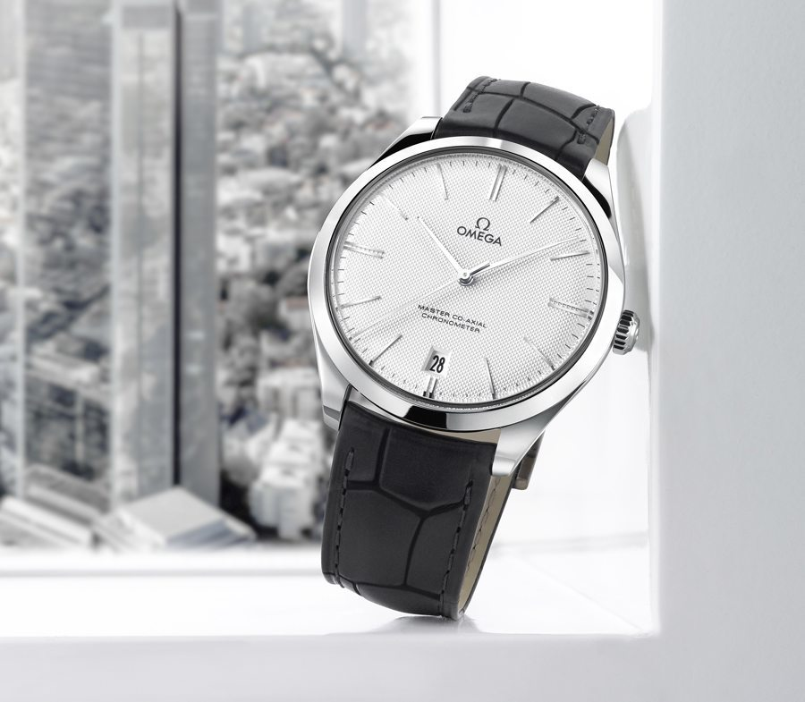 Die Omega De Ville Trésor vereint klassischen Stil mit Hightech