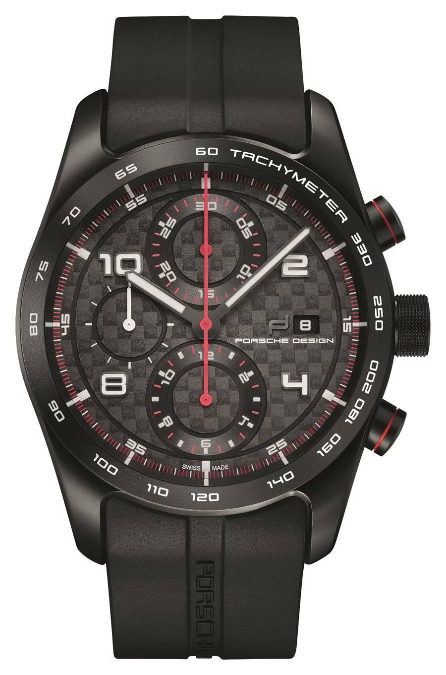 Porsche Design: Chronotimer Series 1