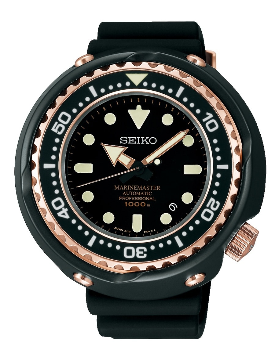 Seiko: Marinemaster Professional 1000m (UVP: 3.450 Euro)