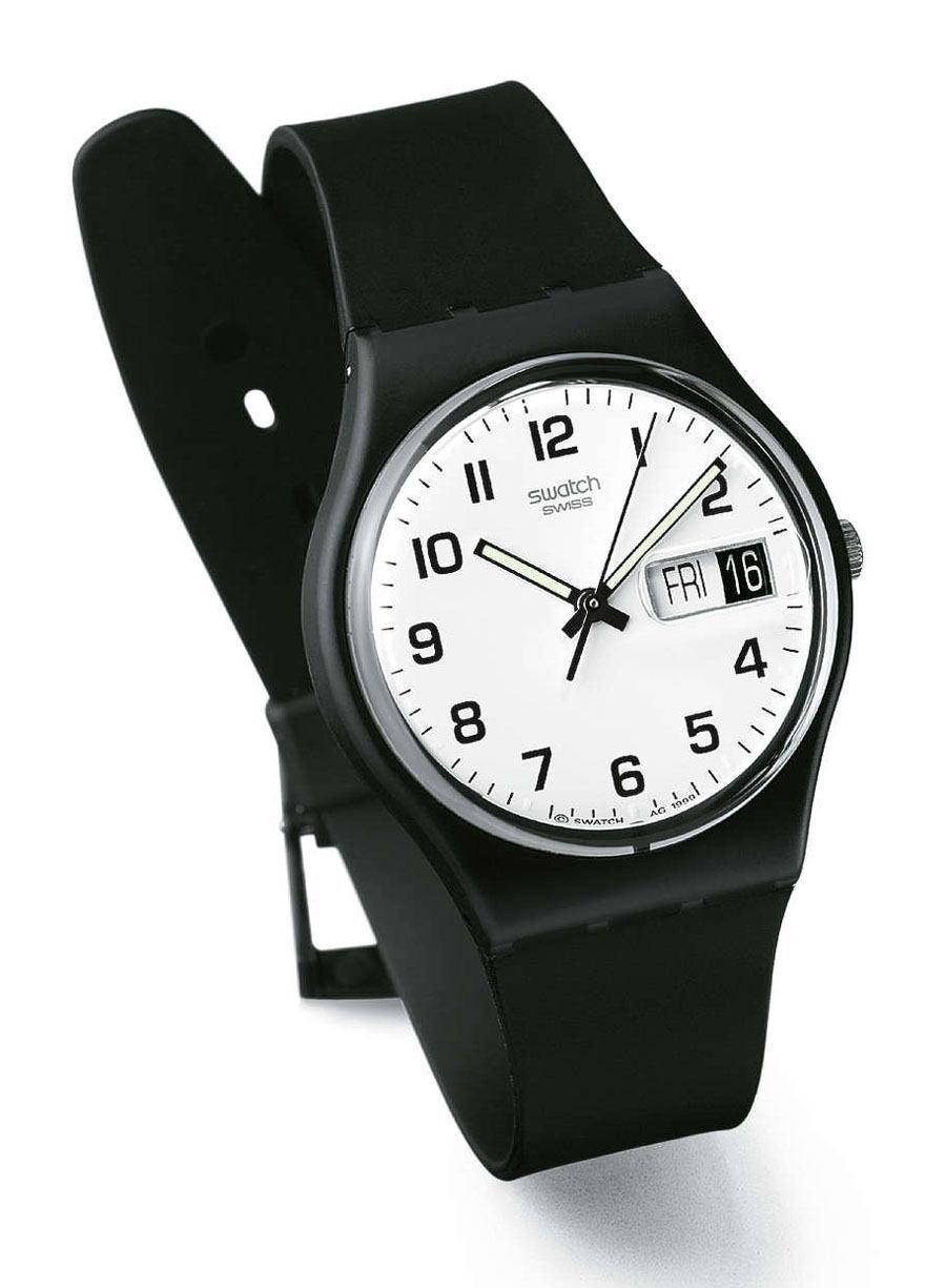 Die neue Papst-Uhr: Swatch Once Again