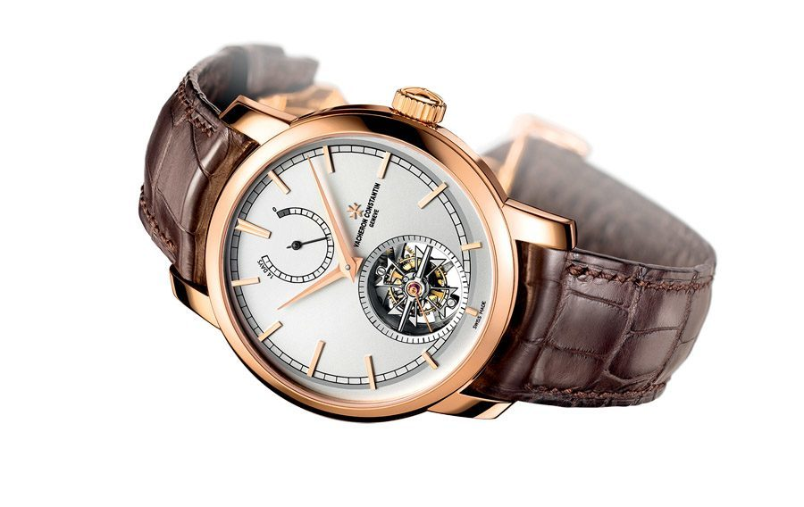 Vacheron Constantin: Patrimony Traditionnelle Tourbillon 14 Jours, 2012