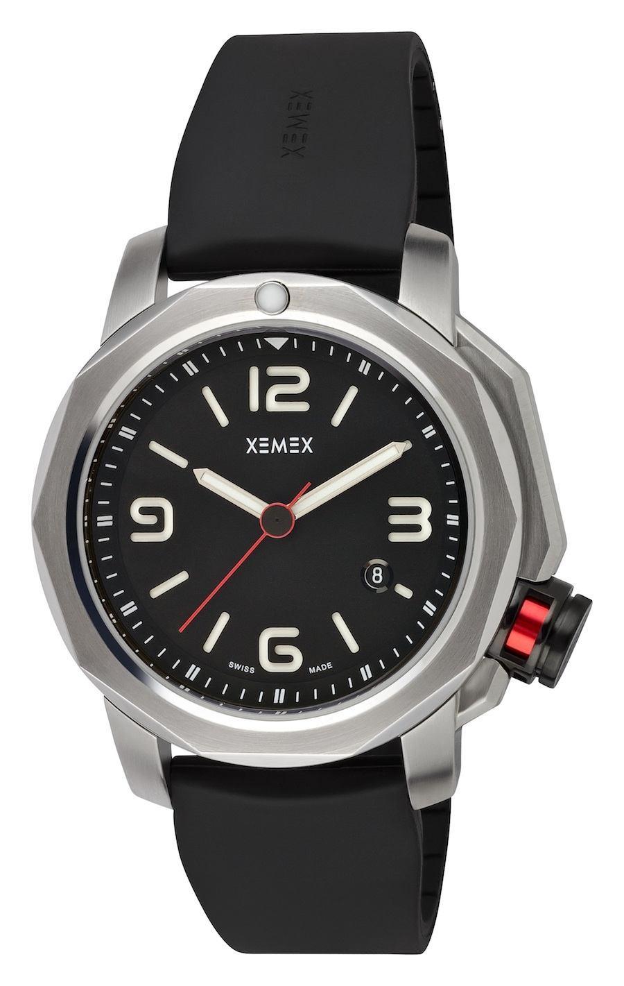 Xemex Swiss Watch: X-Tide