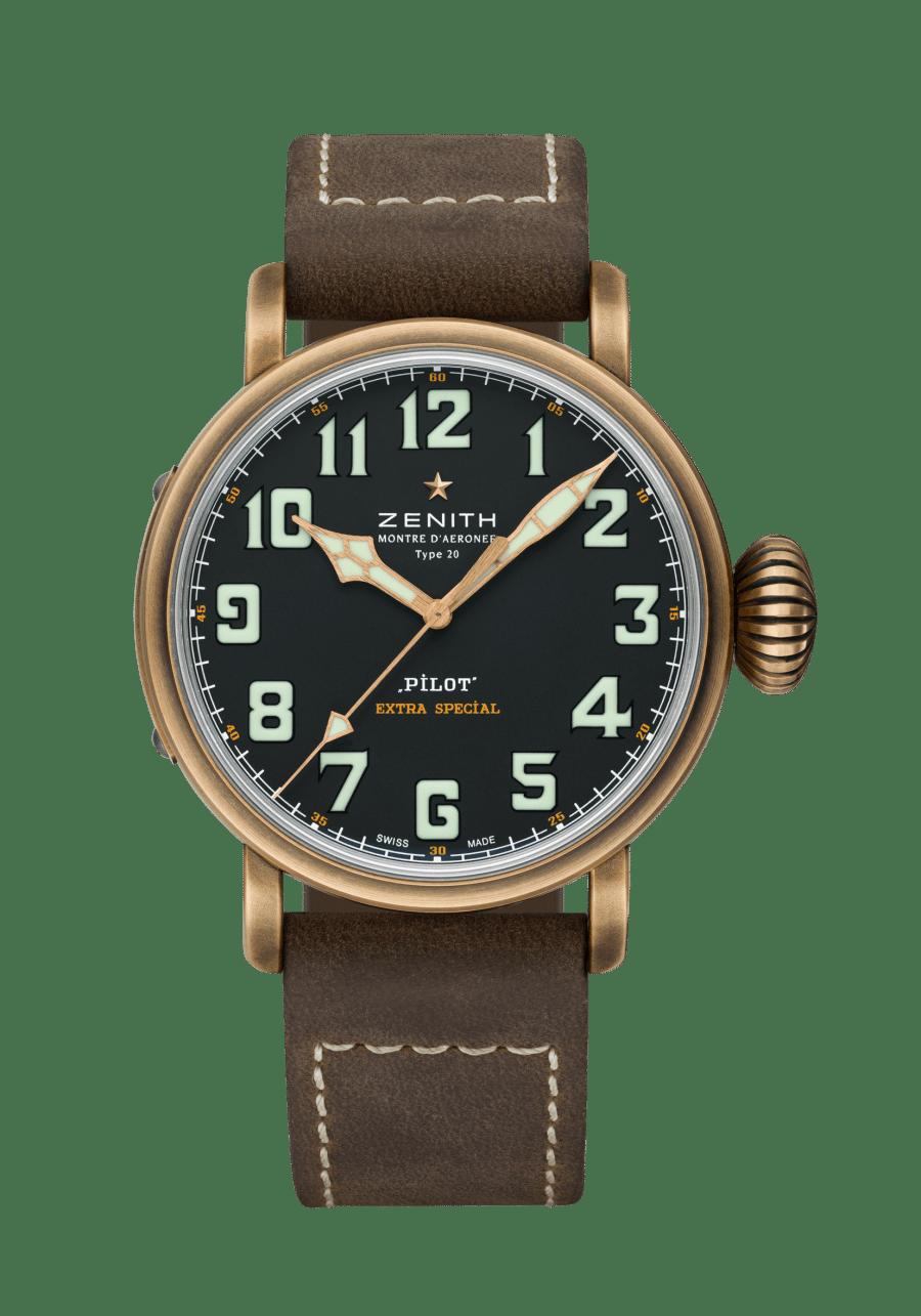 Zenith: Pilot Type 20 Extra Special