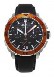 Taucheruhr 2015: Alpina Seastrong Diver 300 Chronograph Big Date4