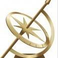 Eine Sonnenuhr steht symbolisch für den internationalen Uhren-Award.
