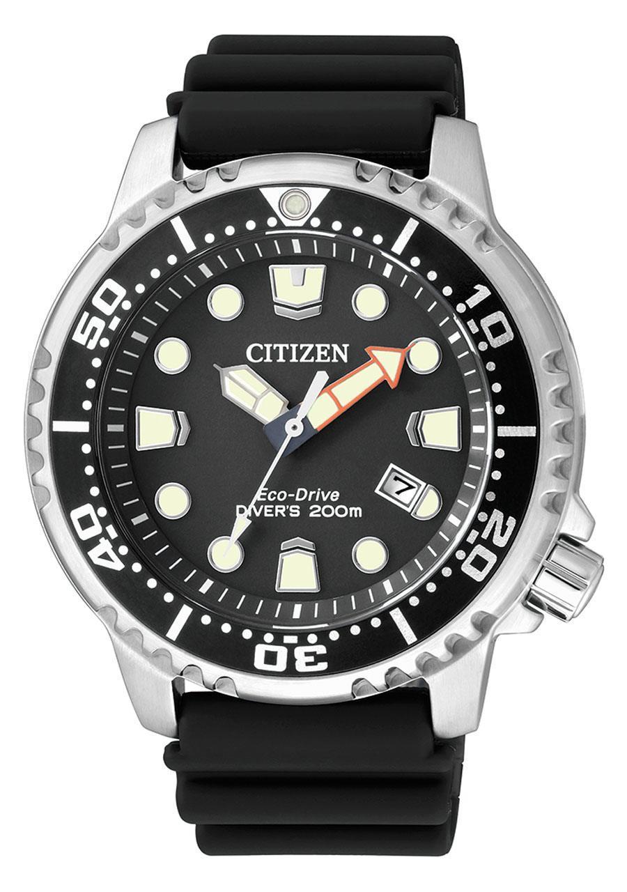 Citizen-Taucheruhr von 2015: Die Promaster Marine mit der Referenz BN0150-10E kostet circa 199 Euro