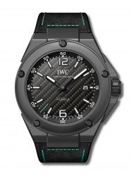"IWC: Ingenieur Automatic Edition ""Tribute to Nico Rosberg"""