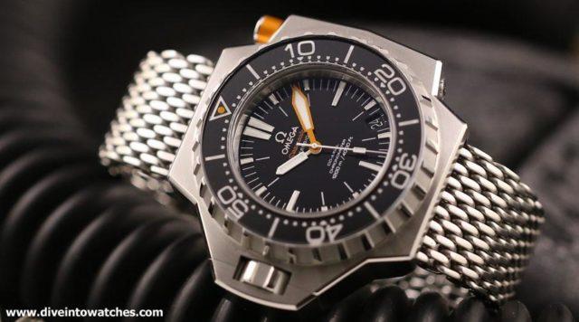 Taucheruhr 2015: Omega Seamaster 1200