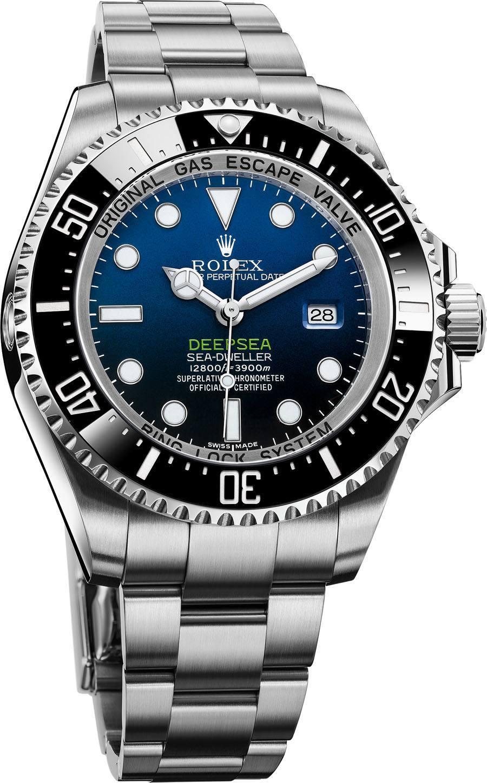 Taucheruhr 2015: Rolex Deepsea