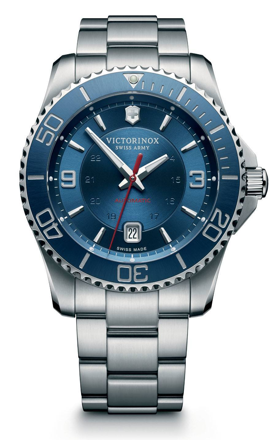 Taucheruhr 2015: Victorinox Maverick Mechanical