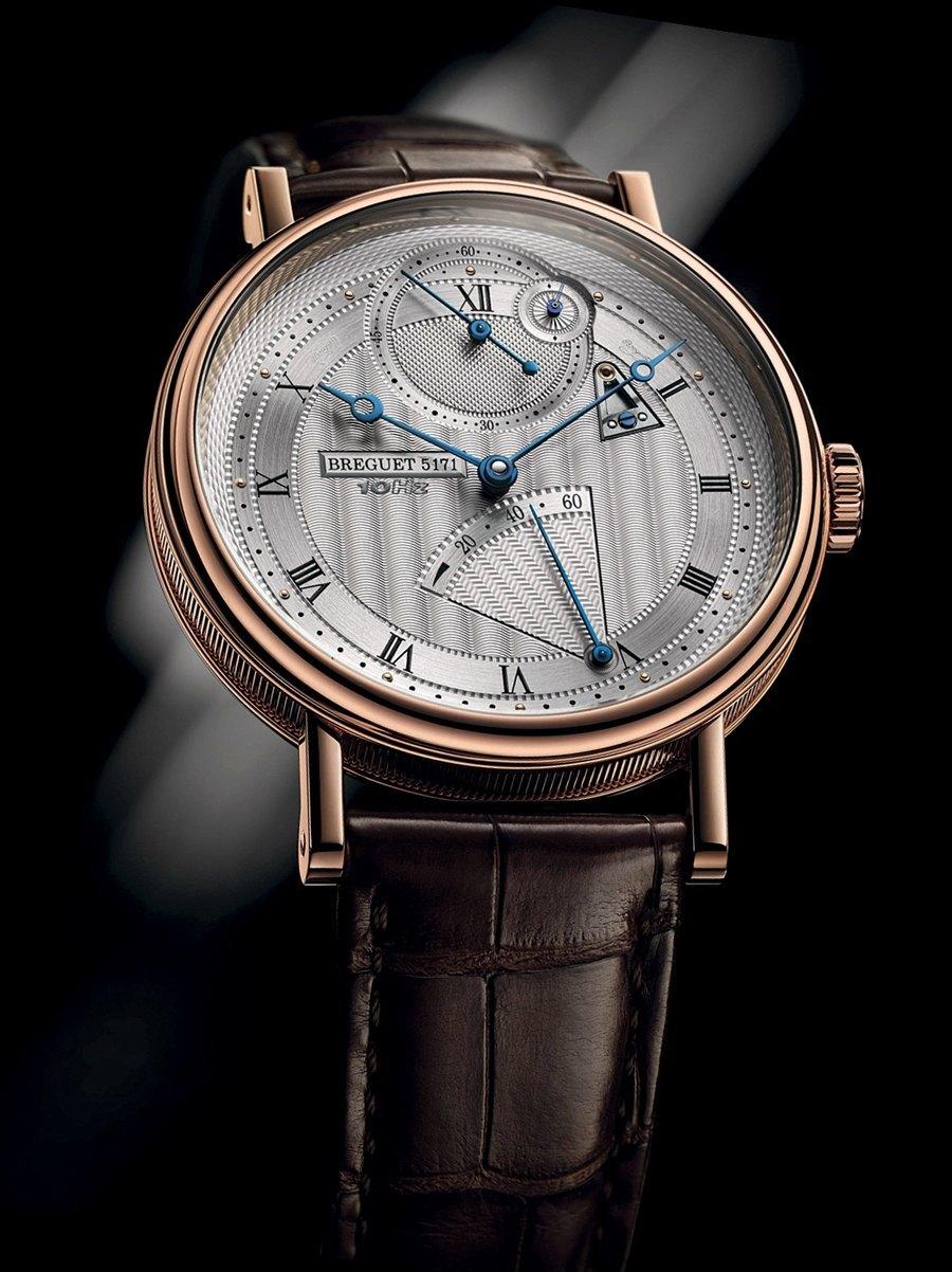 Breguet: Classique Chronometrie, 2013