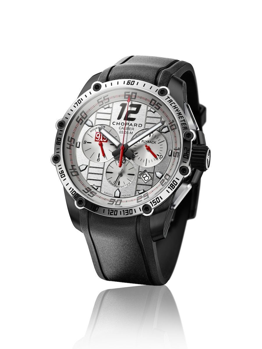 Chopard: Superfast Chrono Porsche 919 Only Watch 2015
