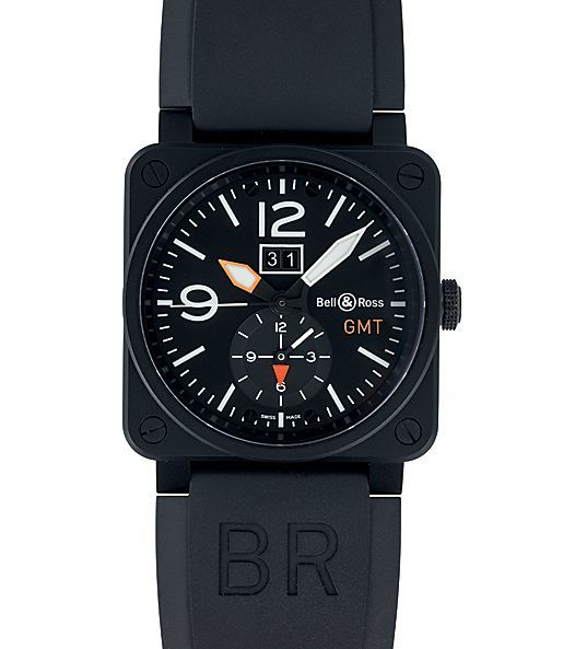 Bell & Ross BR 03-51 GMT im Fliegeruhren-Vergleichstest