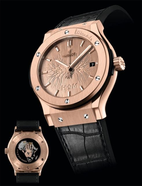 Hublot: Classic Fusion House of Mandela