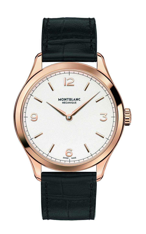 Montblanc: Heritage Chronométrie Ultra Slim