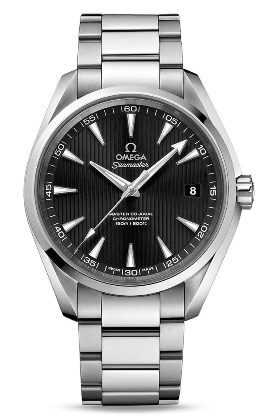 Omega: Seamaster Aqua Terra 150 m Omega Master Co-Axial