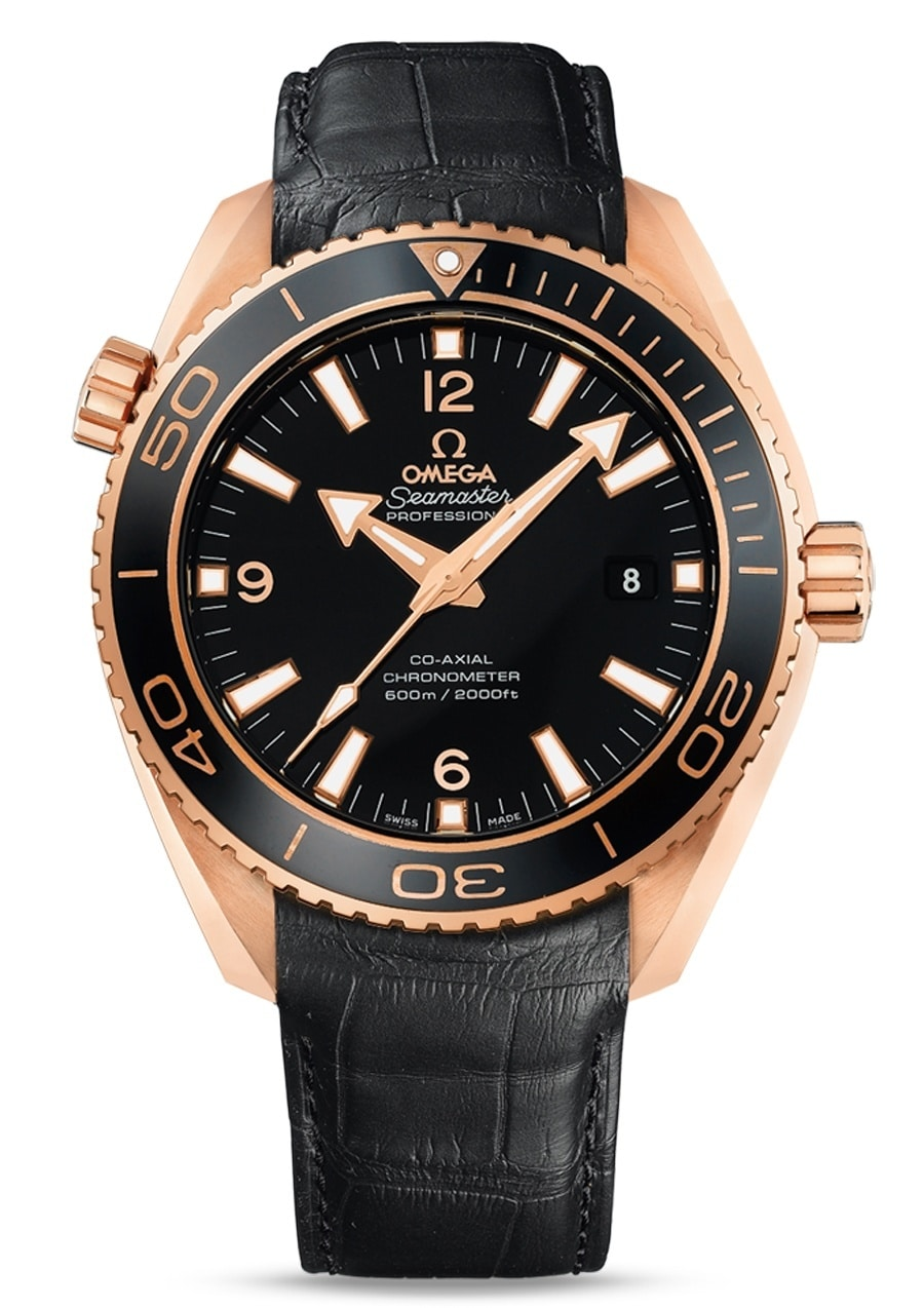 Omega: Seamaster Planet Ocean 600 M Omega Co-Axial 45,5 mm