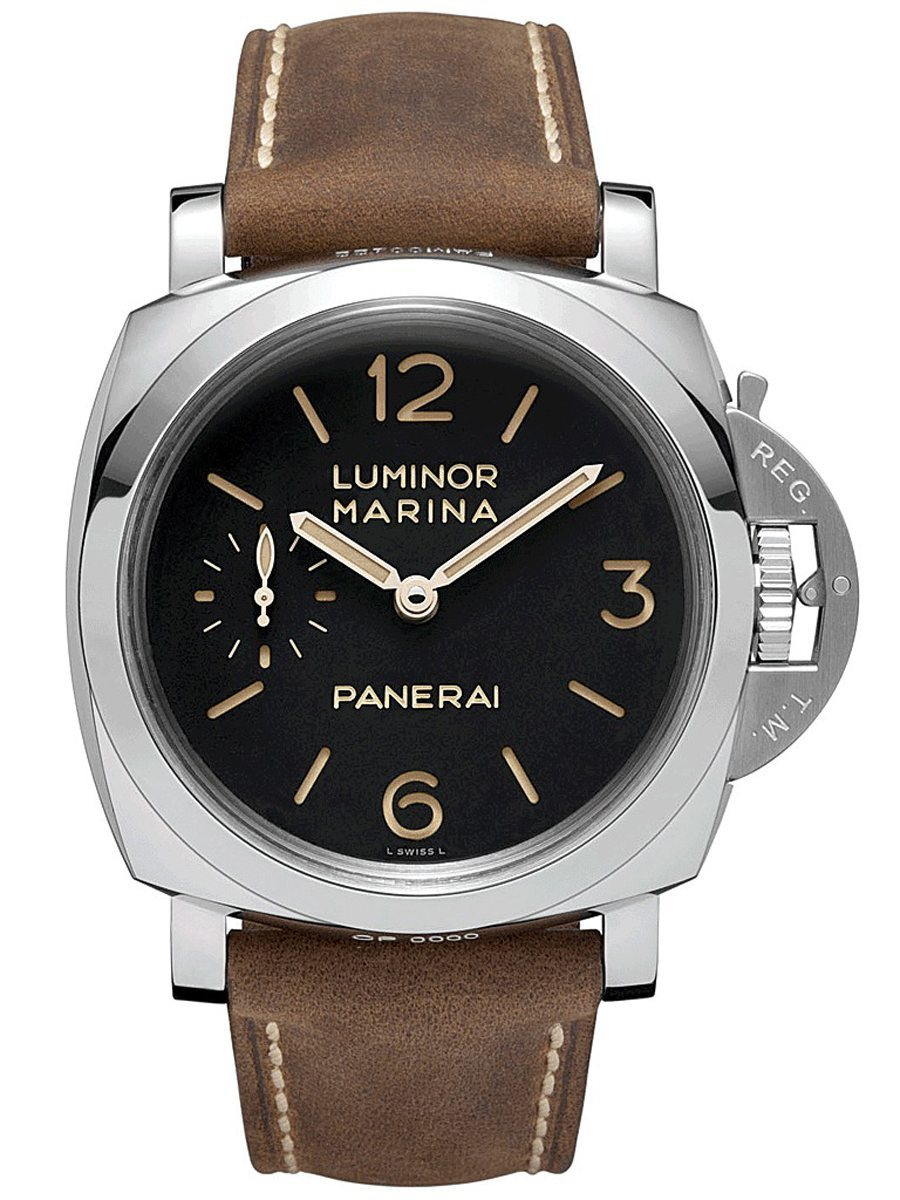 Panerai: Luminor Marina 1950 3 Days Acciaio