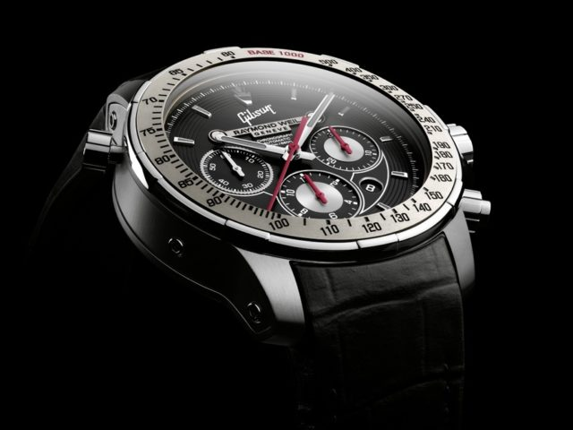 Raymond Weil: Nabucco Inspired by Gibson