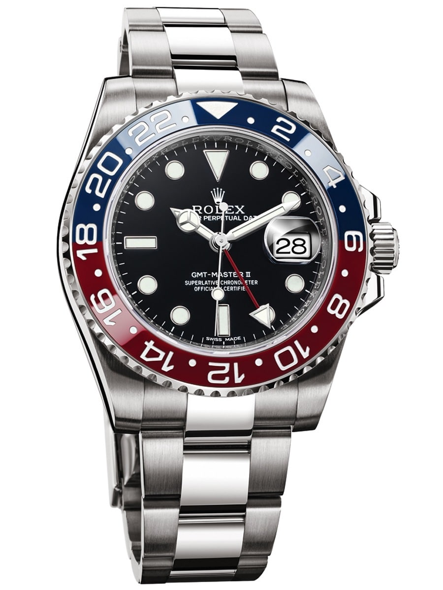 Rolex: Oyster Perpetual GMT-Master II
