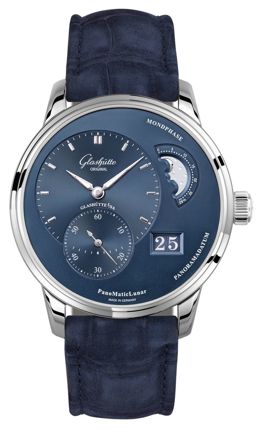 Glashütte Original: PanoMaticLunar