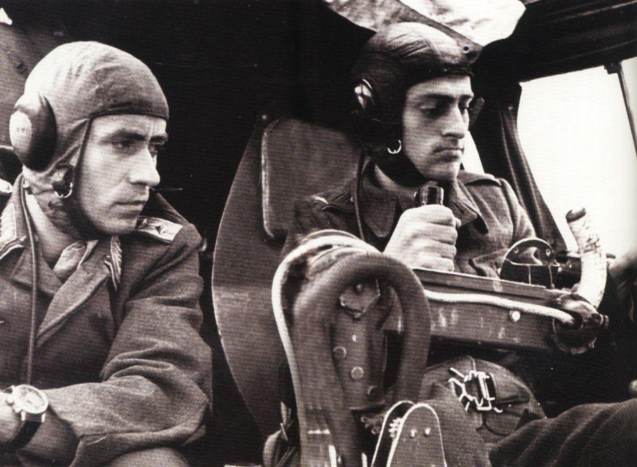 Hanhart: Piloten mit Hanhart-Fliegerchronograph