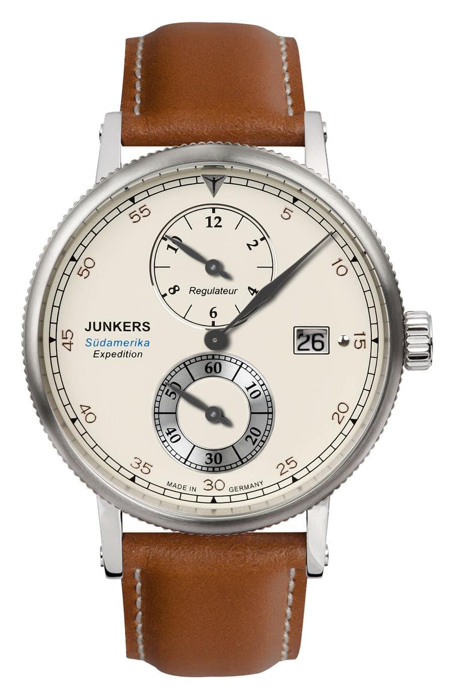Junkers: Regulateur