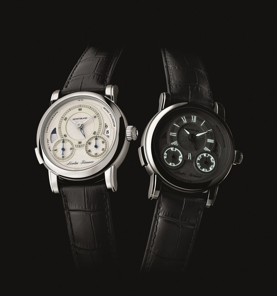 Montblanc: Homage to Nicolas Rieussec II Limited Edition