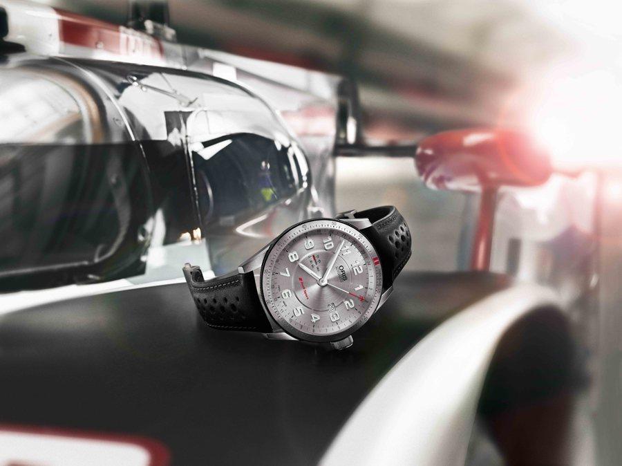 Oris: Audi Sport GMT