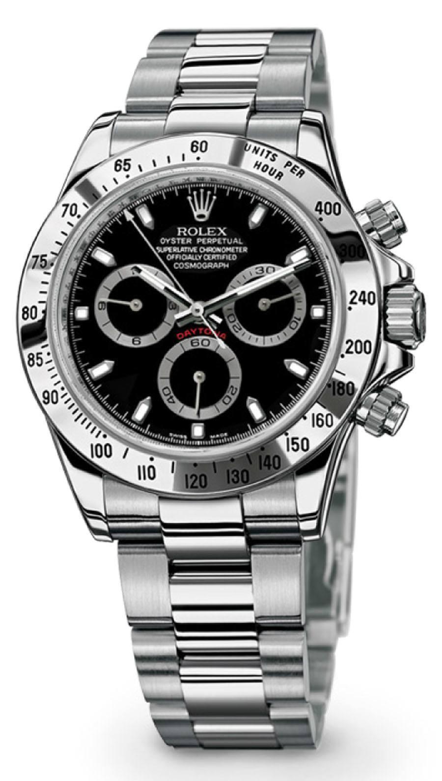 Rolex-Cosmograph-Daytona-Edelstahl-Uhrenrevision