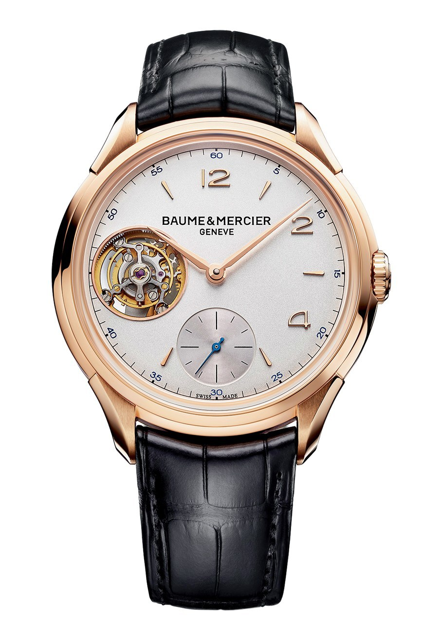 Baume & Mercier: Clifton Tourbillon, 2014