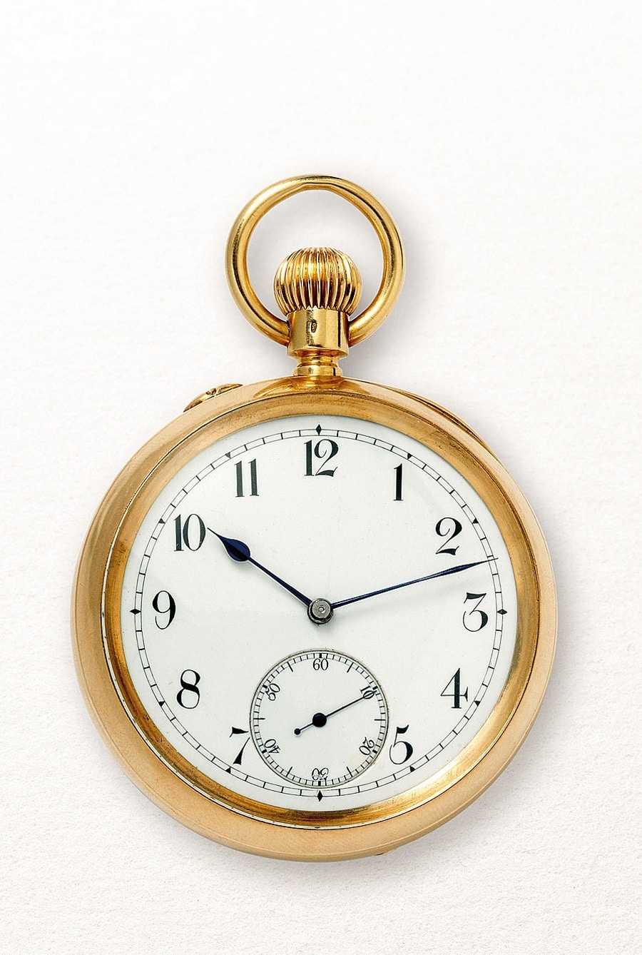 Baume & Mercier: Observatoriums-Tourbillon, 1892