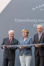 A. Lange & Söhne: Eröffnung des neuen Manufakturgebäudes
