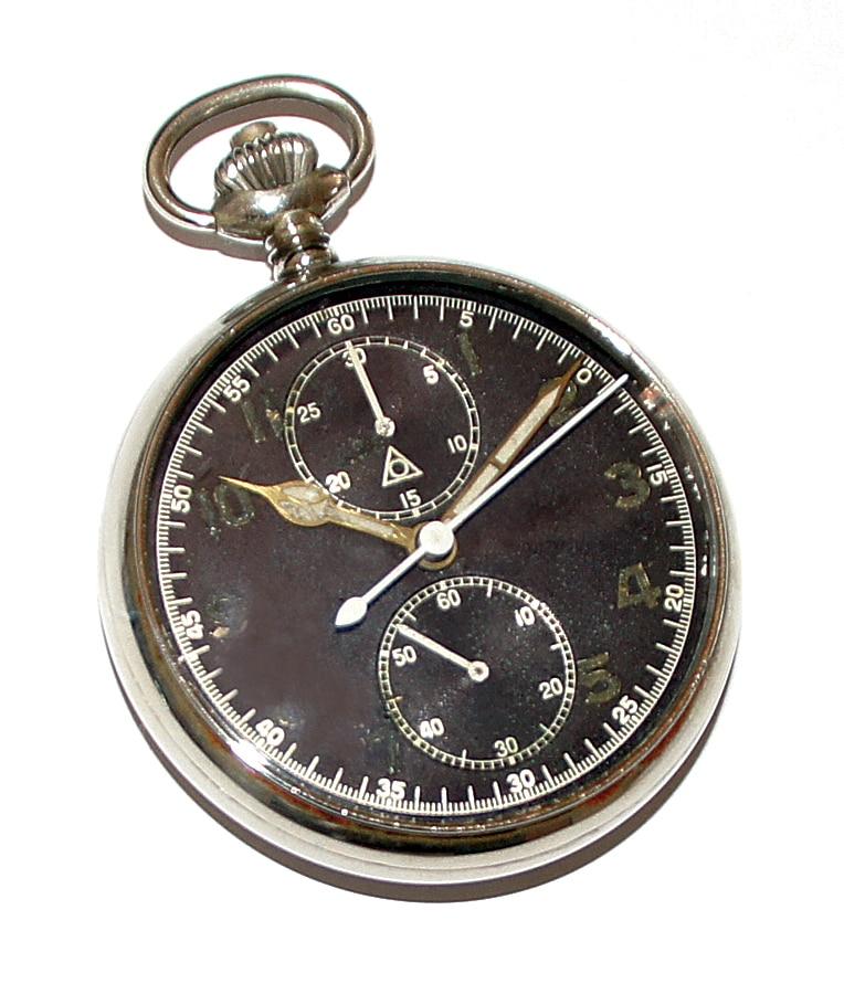 Dugena: historische Taschenuhr
