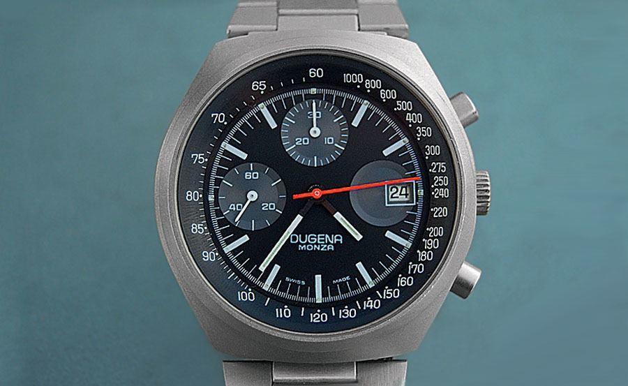 Dugena: Monza Chronograph