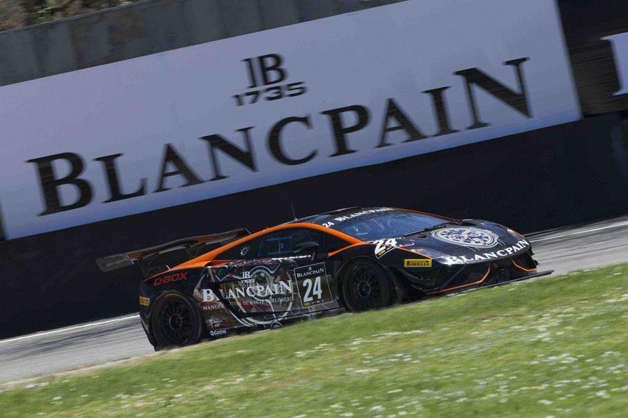 Erster Preis der Taucheruhren-Wahl 2015: 2 VIP-Tickets für das Finale der Blancpain Race Weekends am Nürburgring vom 19.-20. September 2015 im Wert von 700 Euro.
