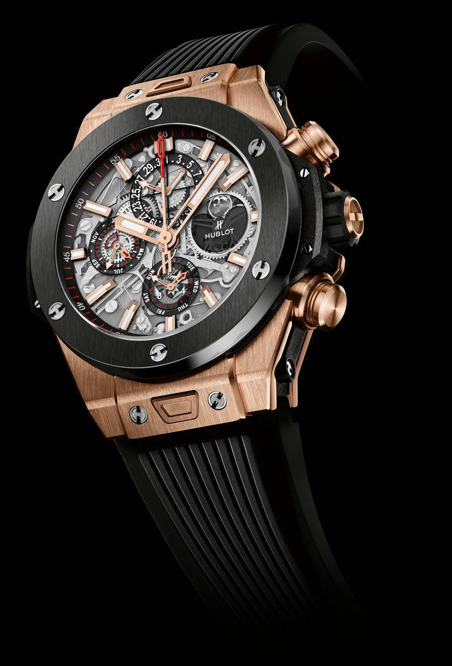 neue uhr hublot big bang perpetual calendar uhrforum. Black Bedroom Furniture Sets. Home Design Ideas