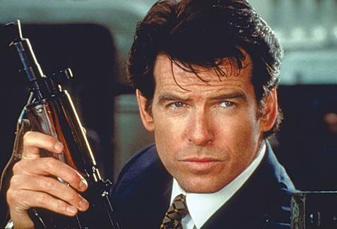"Pierce Brosnan in ""Goldeneye"" (The James Bond Blu-ray Collection © 2015 Danjaq, LLC and Metro-Goldwyn-Mayer Studios Inc. TM Danjaq, LLC. All Rights Reserved.)"