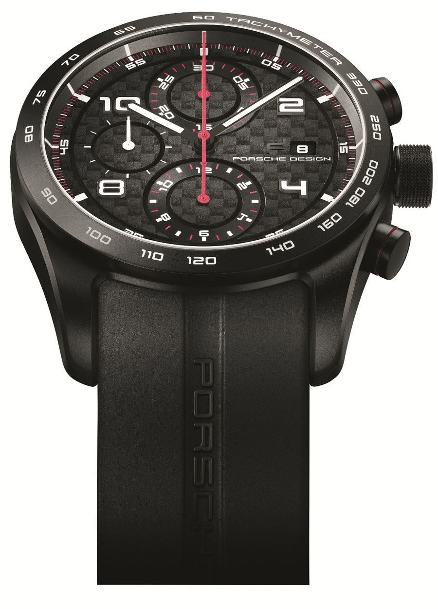 Porsche Design: Chronotimer Collection