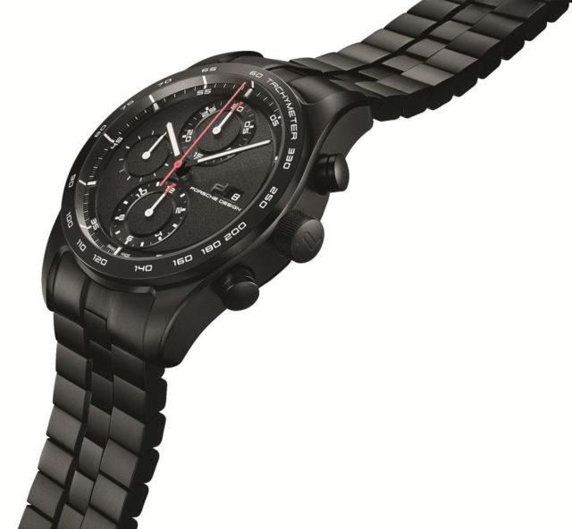 Porsche Design: Chronotimer Collection