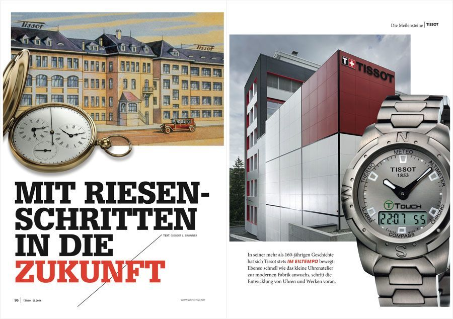 Download: Meilensteile Tissot