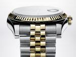 Typisch Rolex: Datejust mit Jubilé-Armband