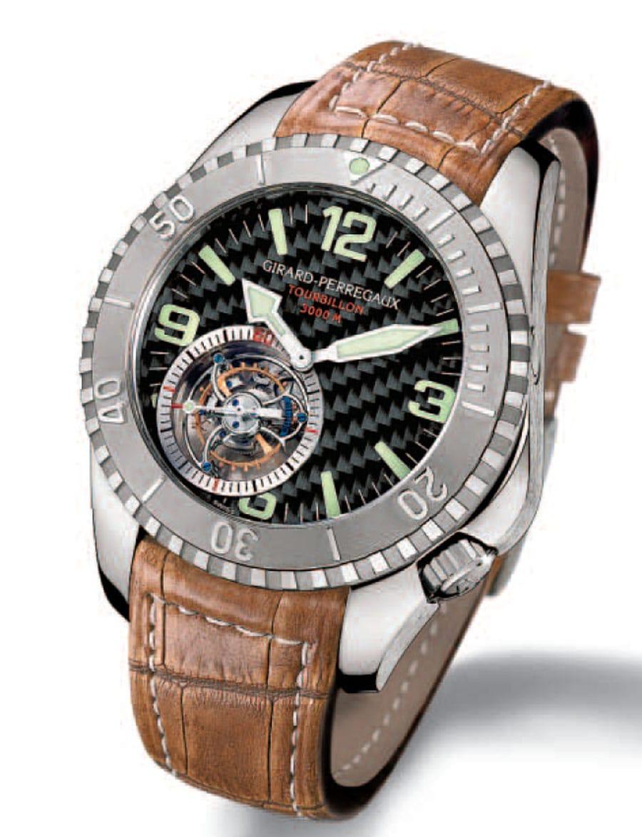 Girard-Perregaux: Sea Hawk II Pro von 2005